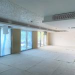 Vue du réfectoire future Maison de repos et de soins Recital Merl- Luxembourg - SIA.Architects